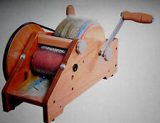 New Wild Ashford Drum Carder Free Ship & Cleaning Brush & Awl & Clamps