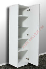 Kitchen Laundry Pantry Storage for Bathroom Vanity Food with Adjustable Shelving