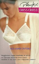 REGGISENO PLAYTEX  MOD. CRISS CROSS 165 TUTTE LE TAGLIE CON COPPE DIFFERENZIATE