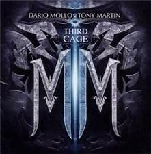 Dario  Mollo &  Tony  Martin   the  third  cage    CD + Videoclip wicked  word