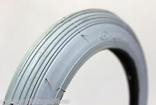 """8 x 1-1/4 """" Inch Tires Wheelchair Scooter MOBILITY Tyres Grey Pneumatic 8"""""""