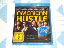 American Hustle [Blu-ray] Christian Bale  NEU OVP