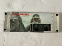 STAR WARS ESB 70MM AUTHENTIC FILM CELL PROTOTYPE 1996 LUKE SKYWALKER HOTH ECHO