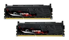 16GB G.Skill DDR3 PC3-19200 2400MHz Sniper Series CL11 Dual Channel kit 2x8GB