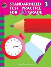 Standardized Test Practice for 3rd Grade by Shields, Charles J.