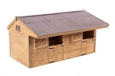 Horse Stables from Bachmann (UK) #44-0051 - OO Scale - Suit HO Model Trains