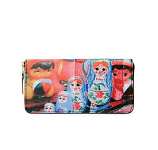 Comme des Garçons Wallet Matryoshka Dolls New with Tag Great Gift Idea!