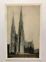 St. Patrick's Cathedral, New York City, NY Postcard