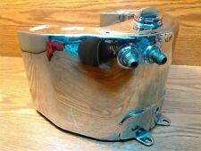 Oil Tank for Harley 1938-39 Knucklehead Chrome