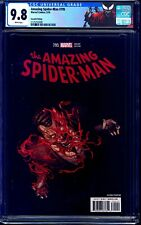 Amazing Spider-Man #795 VARIANT 2nd Print CGC 9.8 Red Goblin CARNAGE LABEL