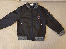 Boys Rain Coat Jacket Waterproof Age 4-5 Years