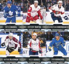 Einzelstück Eishockey-Trading Cards-Deck-Detroit-Red - Wings Upper