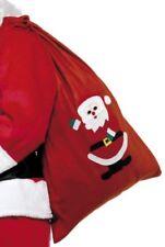 Accessoires d'ambiance rouge pour Noël pour déguisements et costumes