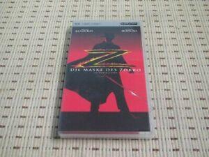 Die Maske des Zorro Film UMD für Sony PSP *OVP*