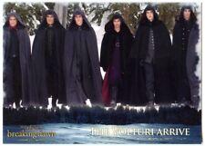 Volturi Arrive #61 Twilight Breaking Dawn Part 2 Neca 2012 Trade Card (C1650)