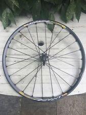 Mavic Disc Brake Tubeless Bicycle Front Wheels