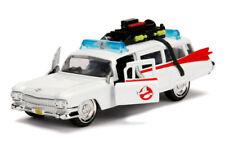 Jada 1:32 Display Metals Hollywood Rides Ghostbusters Ecto-1 Diecast Car 30207