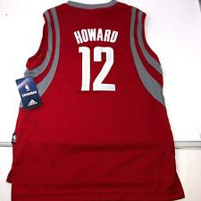 NWT Adidas NBA Jersey Houston Rockets Dwight Howard Red Youth Kids Size Large