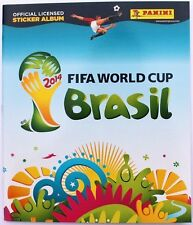 PANINI FIFA WORLD CUP 2014 vuoto ALBUM WORLD CUP ALBUM * *