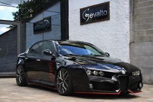 SPLITTERS for the Gevalto front bumper | Alfa Romeo 159 / Sportwagon / Brera