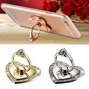 Universal Magnetic Holder For Mobile Cell Phone Stand Mount Accessories Heart