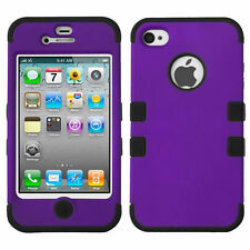 Purple Mobile Phone Case/Cover for iPhone 4s