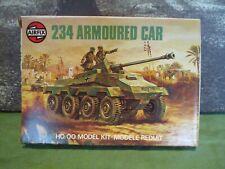 VINTAGE AIRFIX 1/72 SCALE GERMAN ARMOURED CAR 234