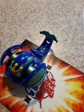 Bakugan Sirenoid Blue Aquos Baku Tech B2