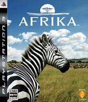 Used PS3 AFRIKA JAPAN OFFICIAL IMPORT PlayStation 3 SONY FREE SHIPPING