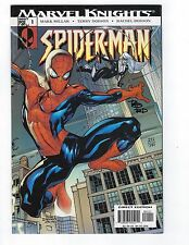 Spider-Man # 1 Marvel Knights Dynamic Forces Signed NM/MT