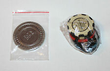 Fallout New Vegas Collector's Edition LUCKY 7 & Lucky 38 Platinum Poker Chips
