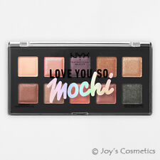 "1 NYX Love You So Mochi Eyeshadow Palette "" LYSMSP 02 - Sleek and Chic "" *Joy's*"