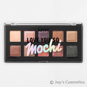 """1 NYX Love You So Mochi Eyeshadow Palette """" LYSMSP 02 - Sleek and Chic """" *Joy's*"""