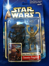 2002 Star Wars Saga #46 Teemto Pagalies Pod Racer MOC Attack of the Clones