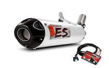 Big Gun Eco Silenciador de Tubo Escape & Efi / Tfi Gasolina Yamaha Grizzly 700