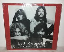 CD LED ZEPPELIN - THE MAKING OF FRIENDS - NUOVO - NEW