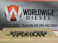 2006 CAT C-13 KCB Injectors, Part # 10R2977. Set of 6