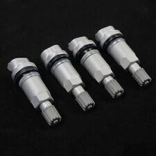 4x Tire Pressure Sensor Valve Stem Repair Kit For Jeep Dodge Chrysler Tpms New Fits More Than One Vehicle