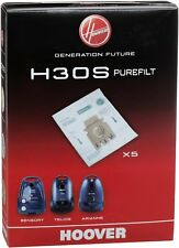 5 sacs aspirateur H30S HOOVER SENSORY TELIOS ARIANNE 09178278 CANDY THOMSON