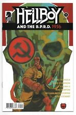 HELLBOY AND THE B.P.R.D. 1956 # 1 first printing