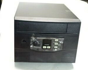 Motorola R1225 Repeater Case With Power Supply And Cables