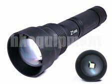 JAXMAN Z1 Cree XHP50 Zoomable 2400lm 8 Modes Torch