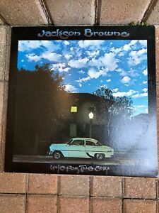 """Jackson Browne """"Late For The Sky"""" Stereo  LP"""