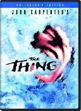 THE THING New Sealed DVD 1982 John Carpenter Kurt Russell