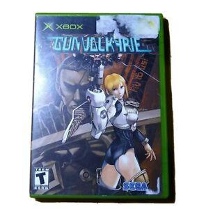 Gunvalkyrie (Microsoft Xbox, 2002) no manual, tested