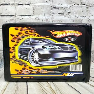 Hot Wheels 24 Car Carrying Case Mattel Item 20050 Tara Toys  CASE ONLY  No Cars