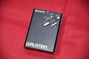 Sony Walkman WM-5 Portable Cassette Player  New belt Full metal