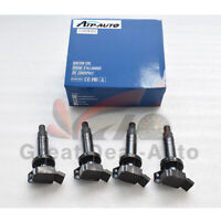 4x Ignition Coil For Toyota Corolla ZZE122 2000-2007 MR2 ZZW30 1ZZ-FE 4Cyl 1.8L