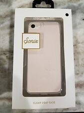 sonix clear coat case iphone 7 NEW slim and protective case
