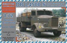 Schatton Modellbau 1/72 Mercedes DB L4500 S Stahlfuhrerhaus German Heavy Truck #